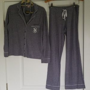 3-piece Victoria Secret Pajama Set!
